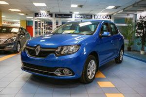 v rossii prodano 600 000 sedanov renault logan